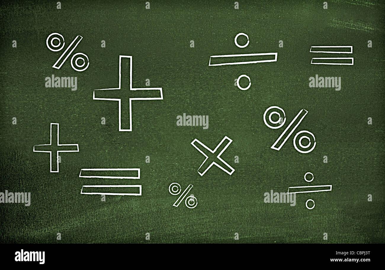 Math Symbols Stock Photos Math Symbols Stock Images Alamy