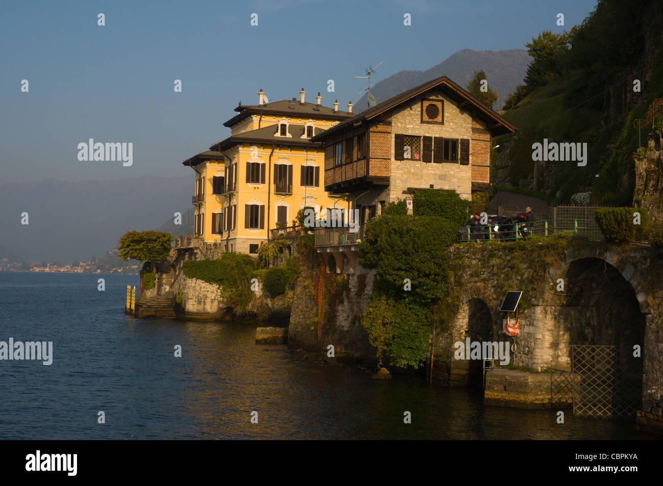 Lido Villa Geno.Buildings At Lido Di Villa Geno By Lago Di Como The Como