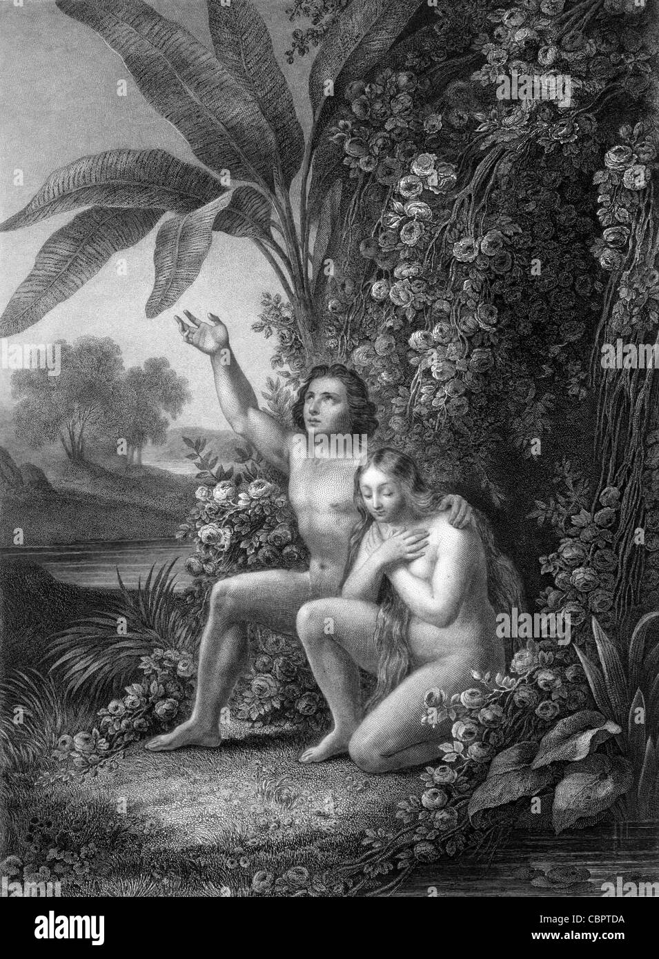 treatment of eve in paradise lost This paper absolves john milton from any critical and feminist accusation of being anti-feminist in paradise lostsuch defense of milton is based on the close reading and analysis of the passages that focus on adam and eve in the text.