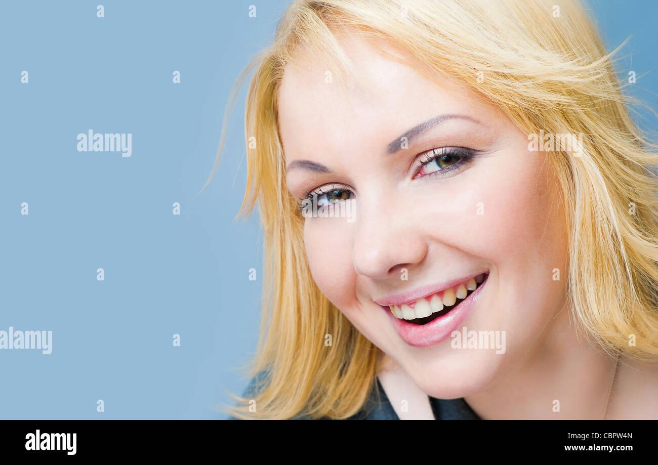 Blondy - Stock Image
