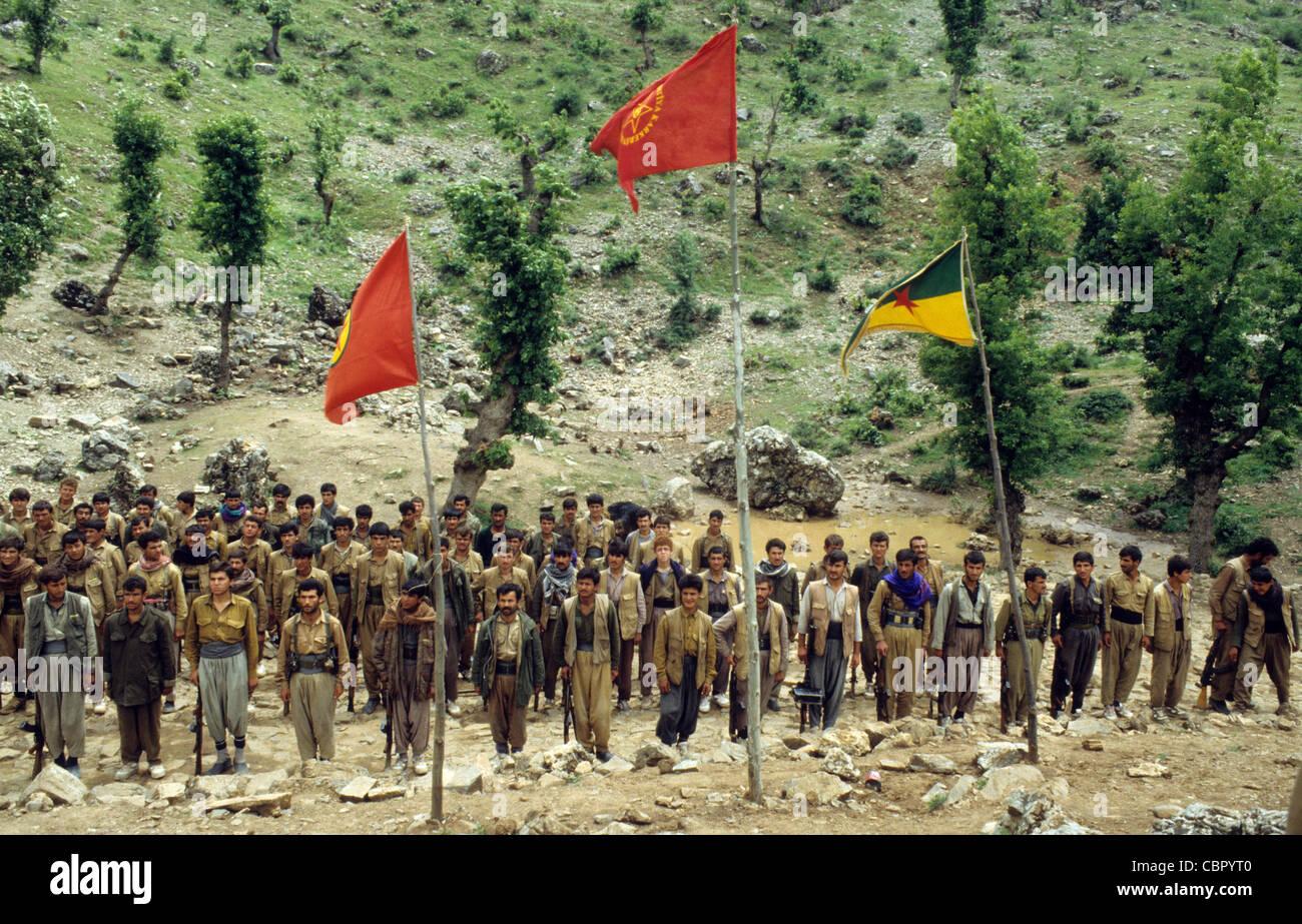Kurdistan Workers Party: number, activity 78
