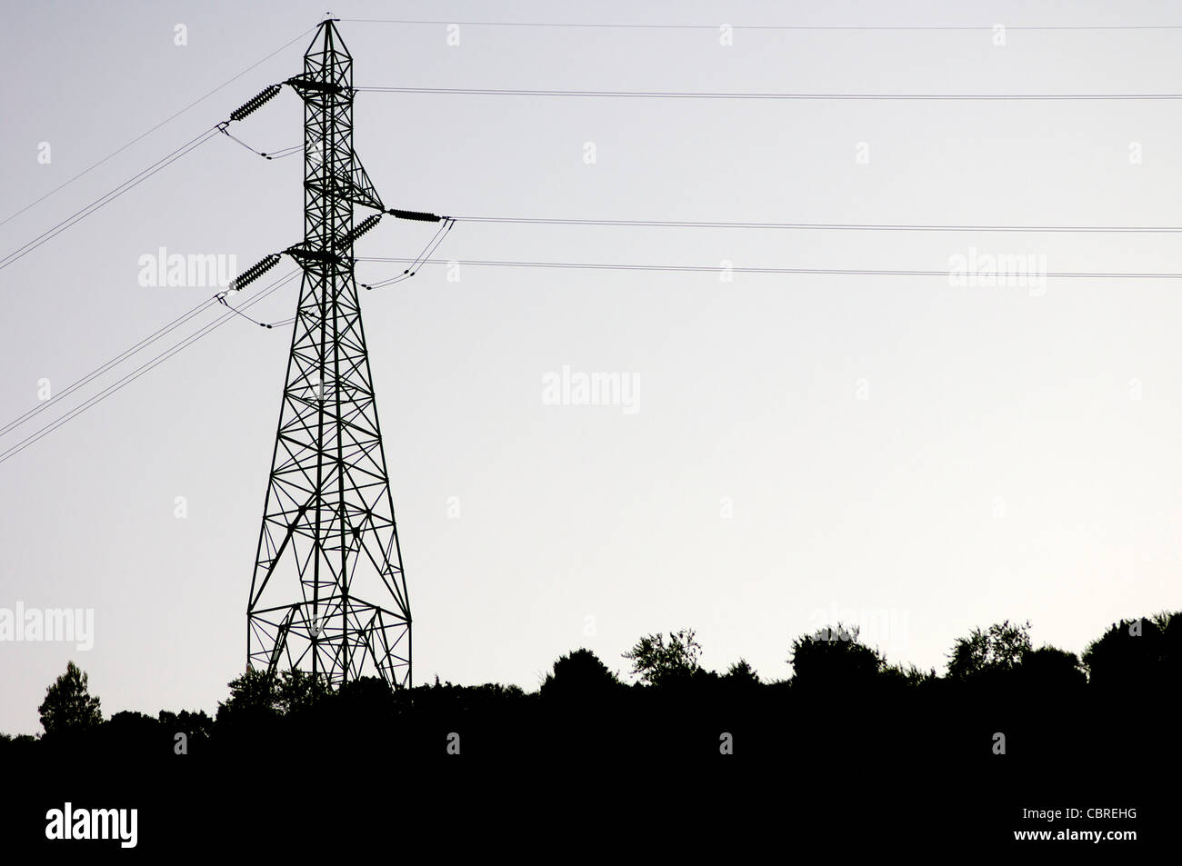 High Tension Tower Stock Photos & High Tension Tower Stock Images ...