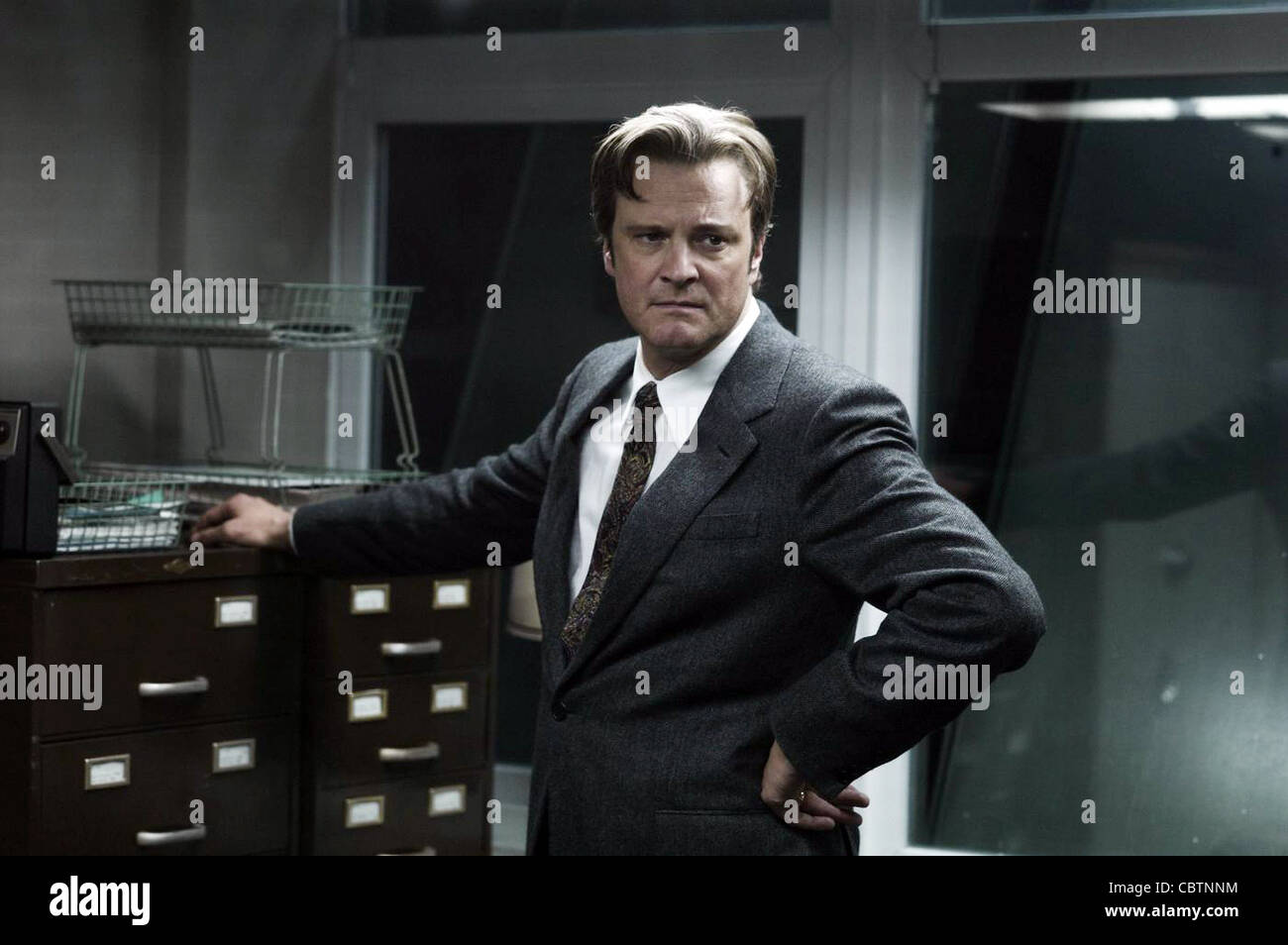 TINKER TAILOR SOLDIER SPY (2011) COLIN FIRTH TOMAS ALFREDSON (DIR) 002 MOVIESTORE COLLECTION LTD - Stock Image