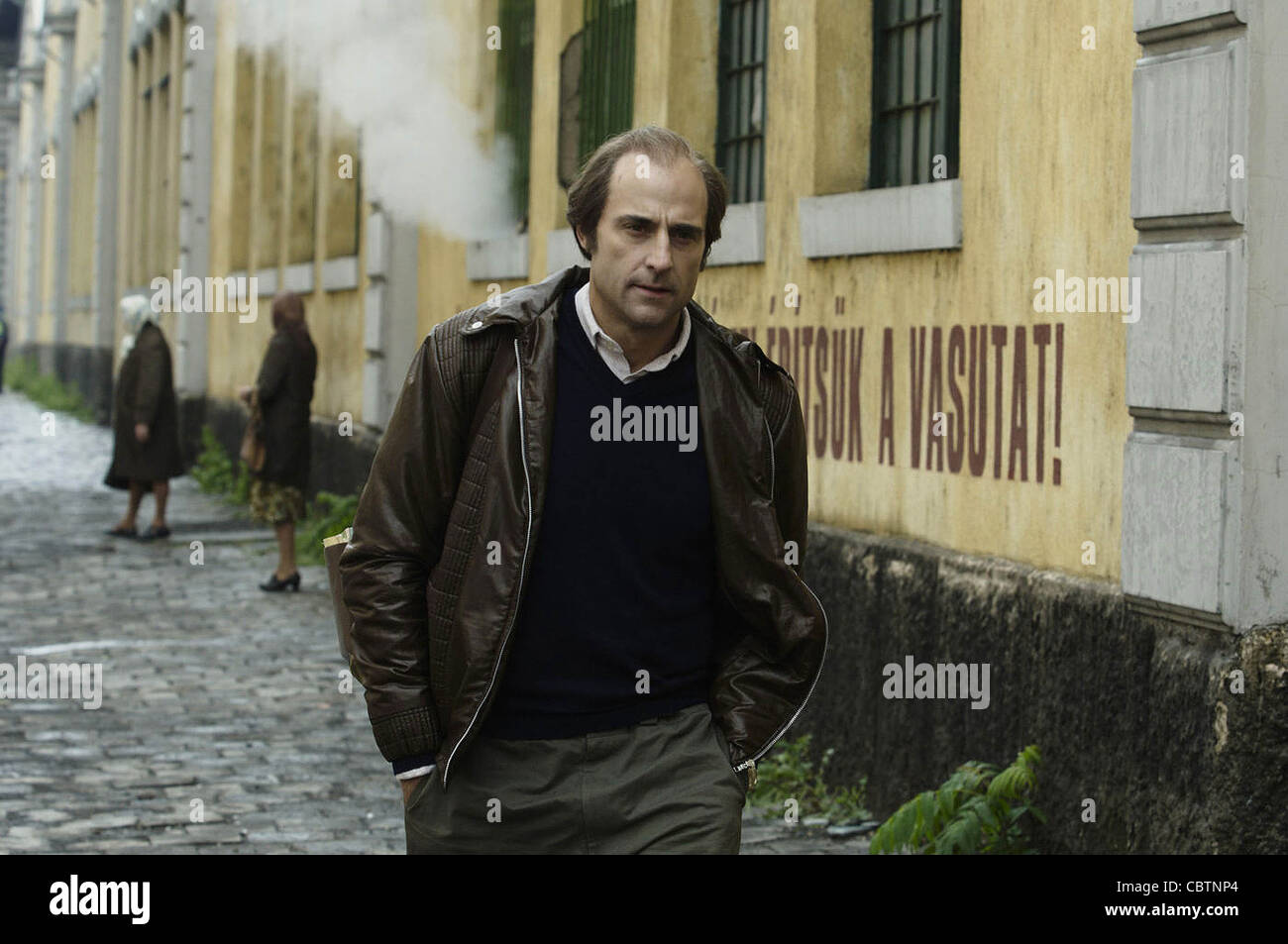 TINKER TAILOR SOLDIER SPY (2011) MARK STRONG TOMAS ALFREDSON (DIR) 006 MOVIESTORE COLLECTION LTD - Stock Image