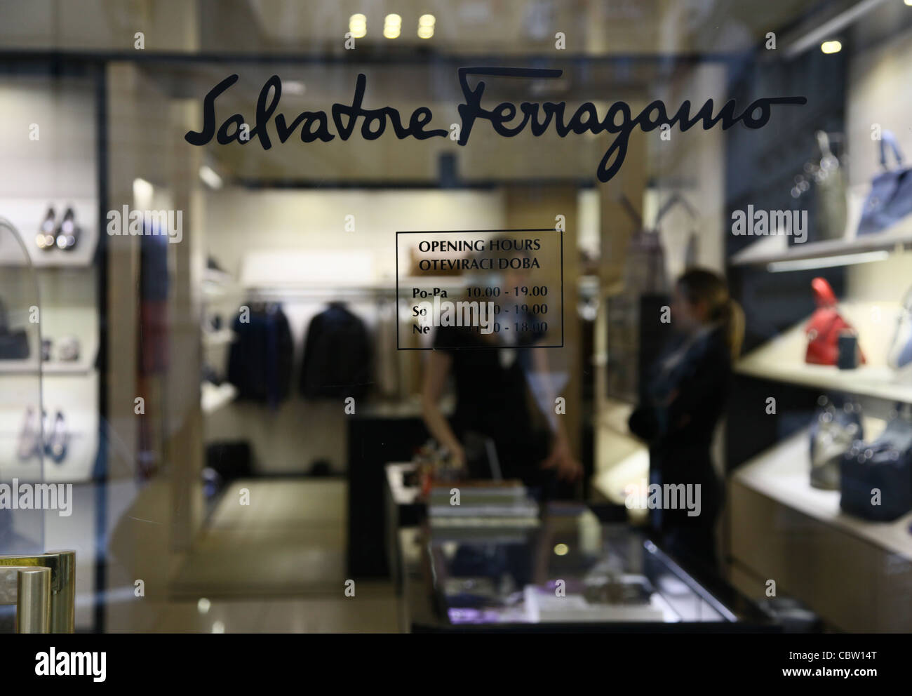 Designer Clothing Store Sale High Resolution Stock Photography And Images Alamy