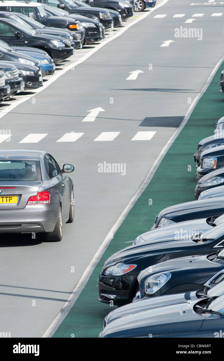 Airport Parking Uk Stock Photos Airport Parking Uk Stock Images