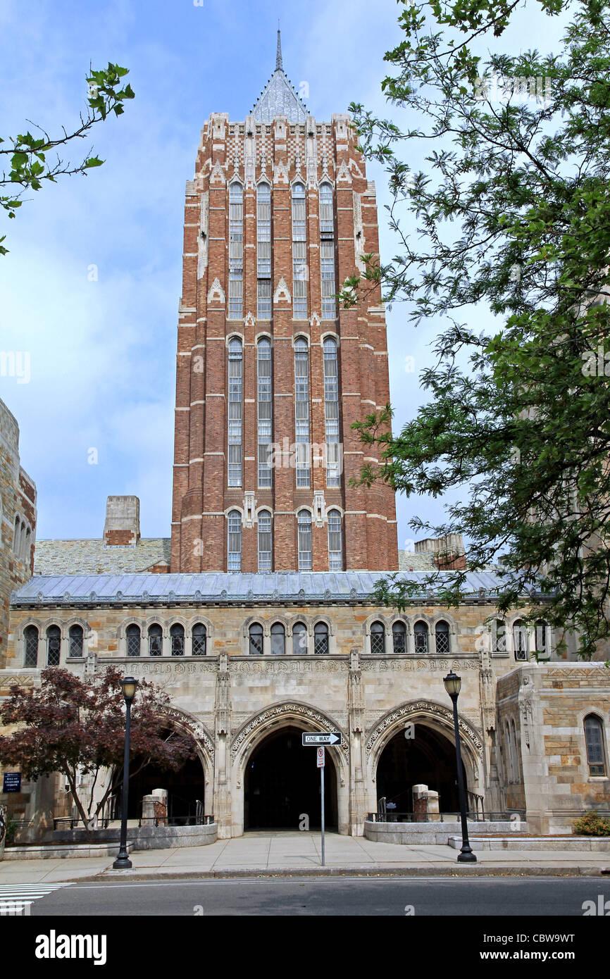 Yale University Graduate Studies Tower - Stock Image