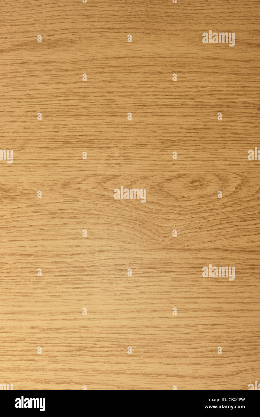Picture of wood material oak isolated - Stock Image