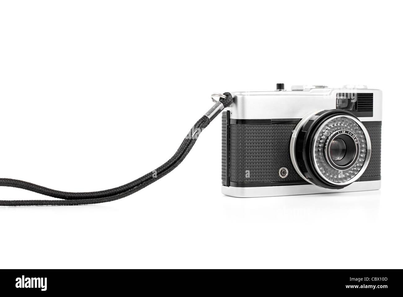 1970's pocket camera - Stock Image
