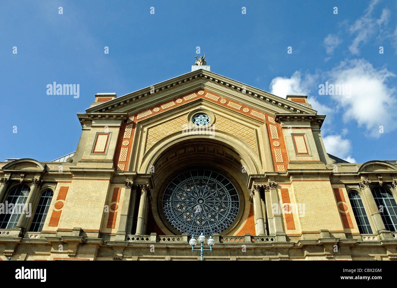 Alexandra Palace Haringey England UK - Stock Image