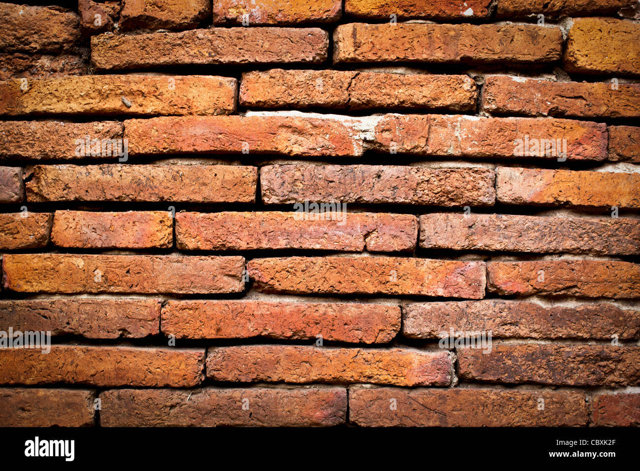 Old wall - Stock Image