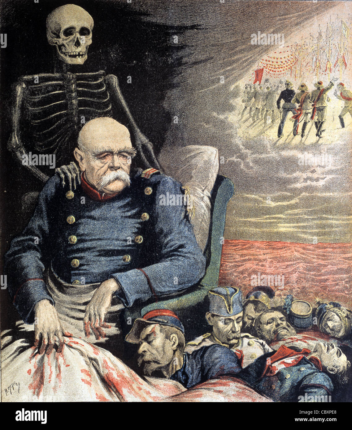 the life and times of otto von bismarck To what extent was otto von bismarck affected by the 7 deadly sins what is the significance of otto von bismarck and the founding of germany what was the average life like in the prussian army during frederick the great & otto von bismarck's time.