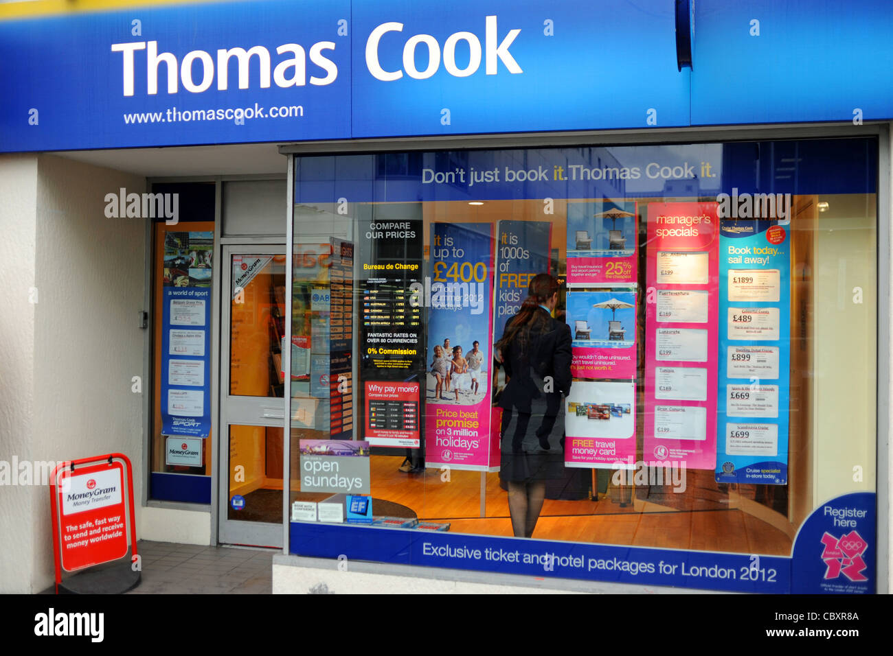 James Cook Travel Agency