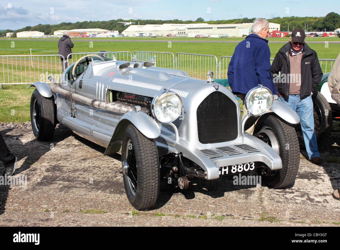 Rolls Royce Handlye Special GH 8803 - Stock Image