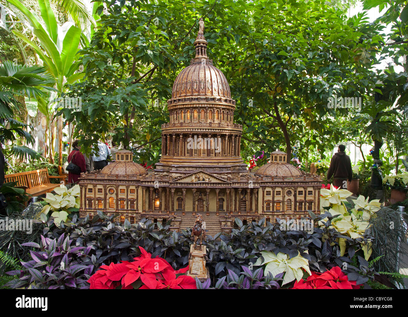 U S Botanic Garden Stock Photos & U S Botanic Garden Stock Images ...