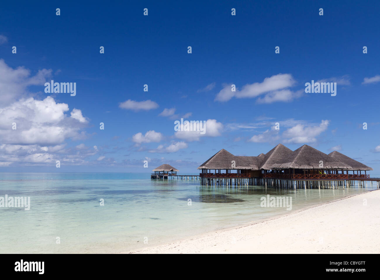 Medhufushi Island In Maldives Stock Photo 41787896 Alamy