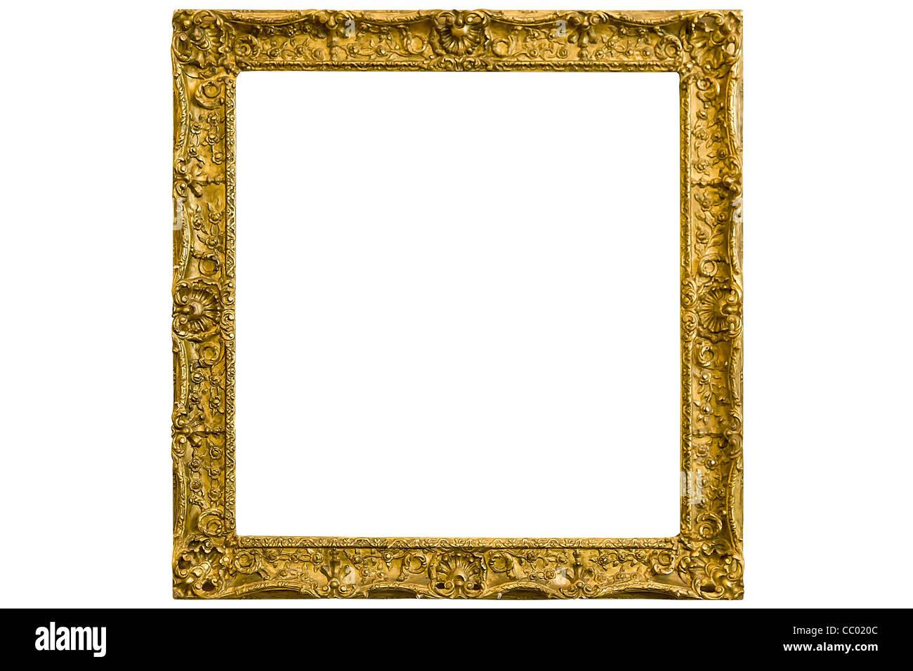 Gilt Gold Frame Stock Photos & Gilt Gold Frame Stock Images - Alamy