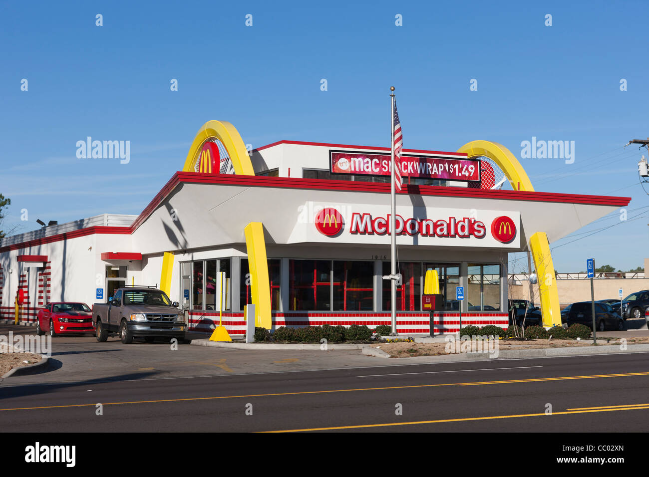 Old Fashioned Mcdonalds In Sacramento