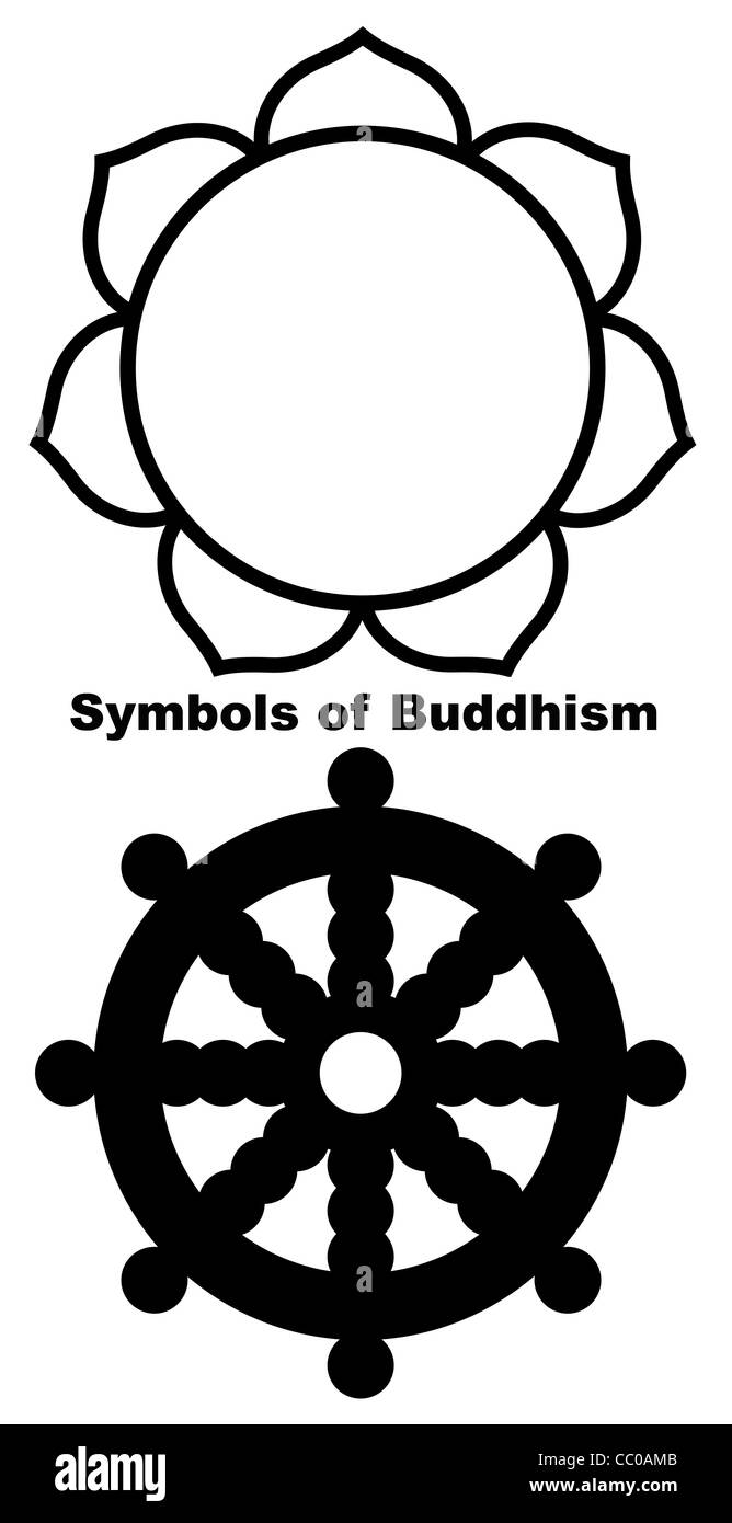 Buddhist Lotus Flower Stock Photos Buddhist Lotus Flower Stock