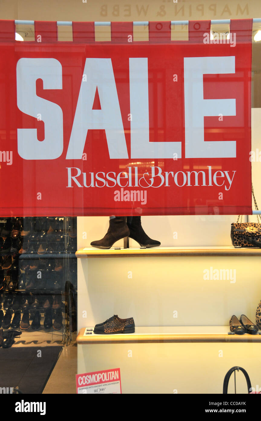 Russell And Bromley Oxford Street High