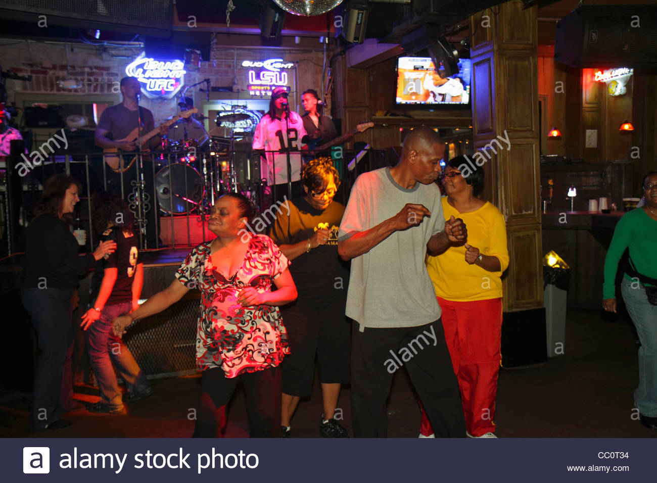 Bourbon Live - Bars - 216 Bourbon St, French Quarter, New ...