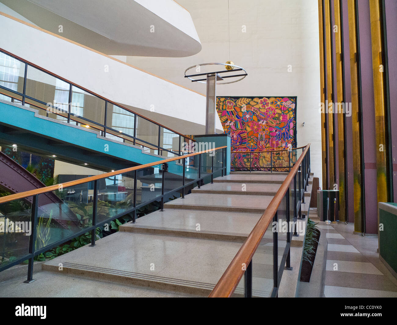 united nations interior entrance stock photo 41818308 alamy rh alamy com
