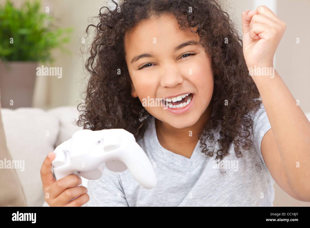 Magnificent idea young girl interracial pics