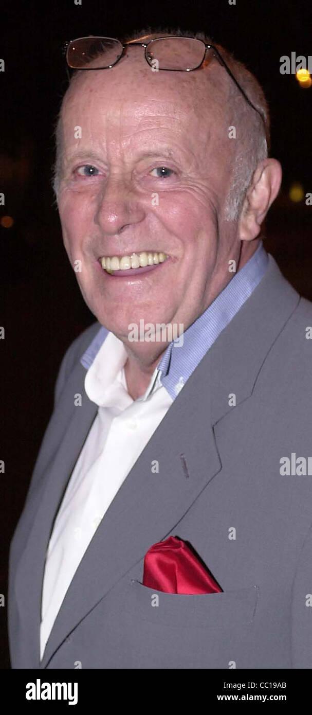 Actor Richard Wilson - Stock Image