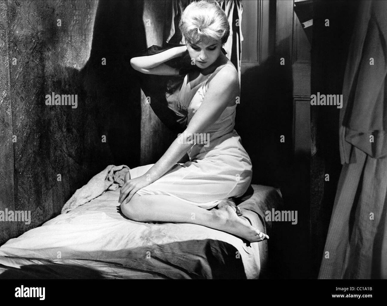 CARROLL BAKER SOMETHING WILD (1961) - Stock Image