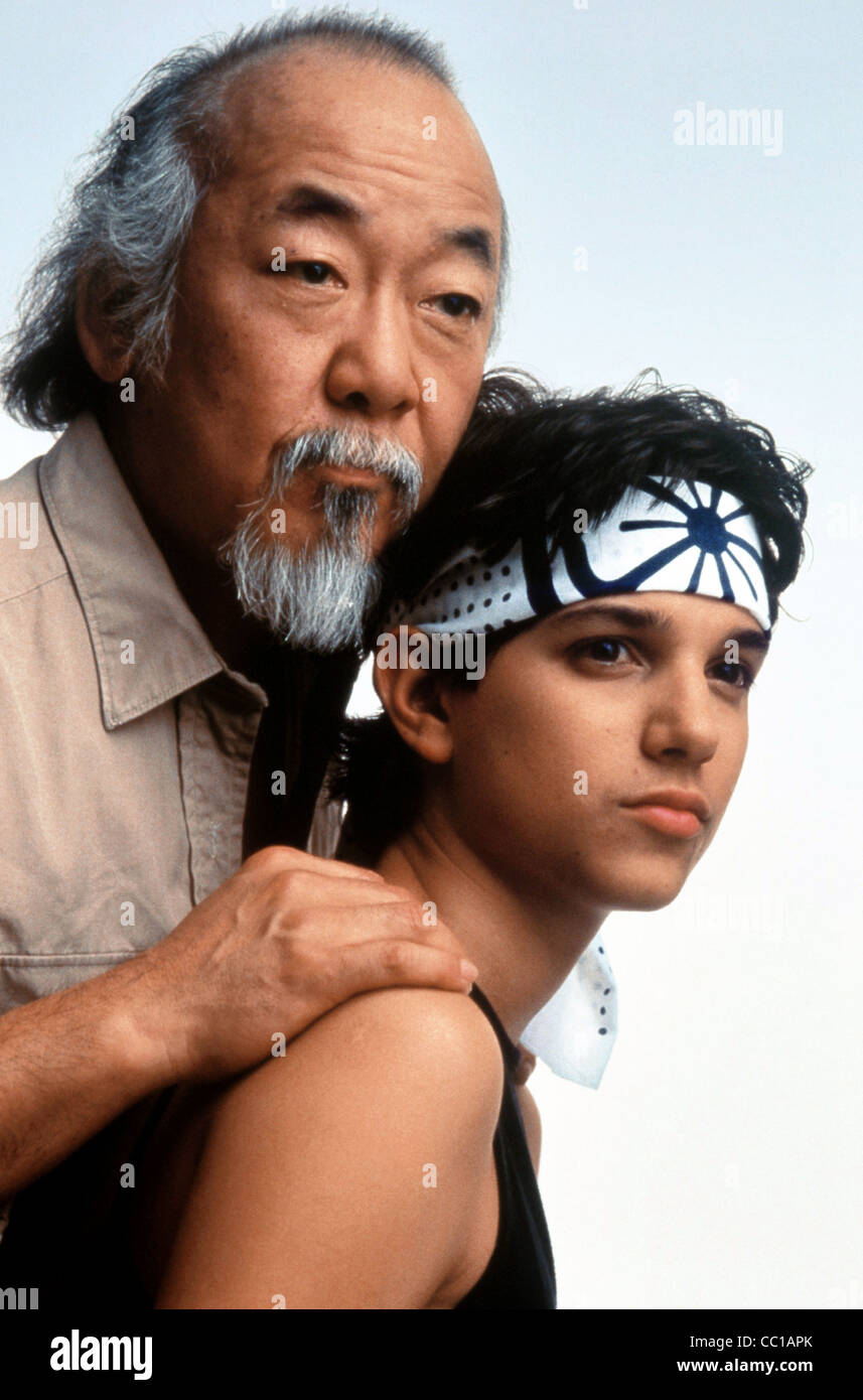 The Kid From The Original Karate Kid