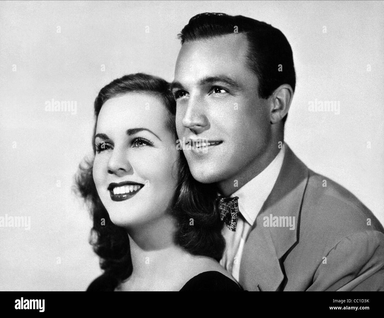 Movies And Christmas Black and White Stock Photos & Images - Alamy