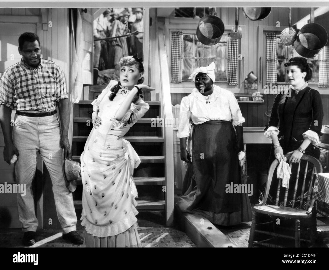 Image result for show boat 1936  movie cast