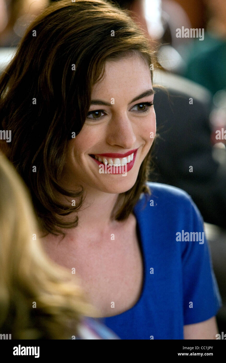 Anne Hathaway Valentine S Day 2010 Stock Photo 41833315 Alamy