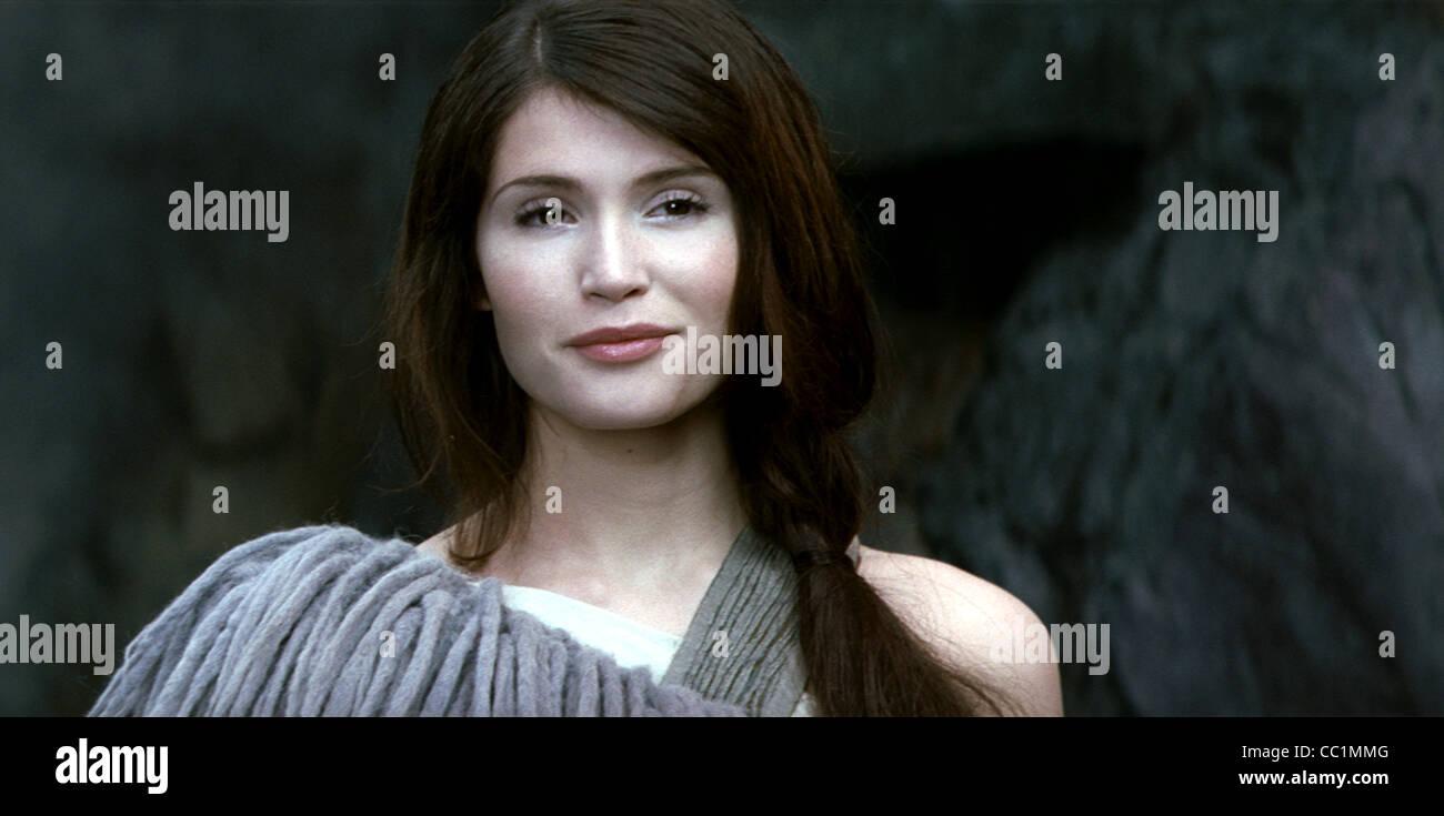 GEMMA ARTERTON CLASH OF THE TITANS (2010) - Stock Image