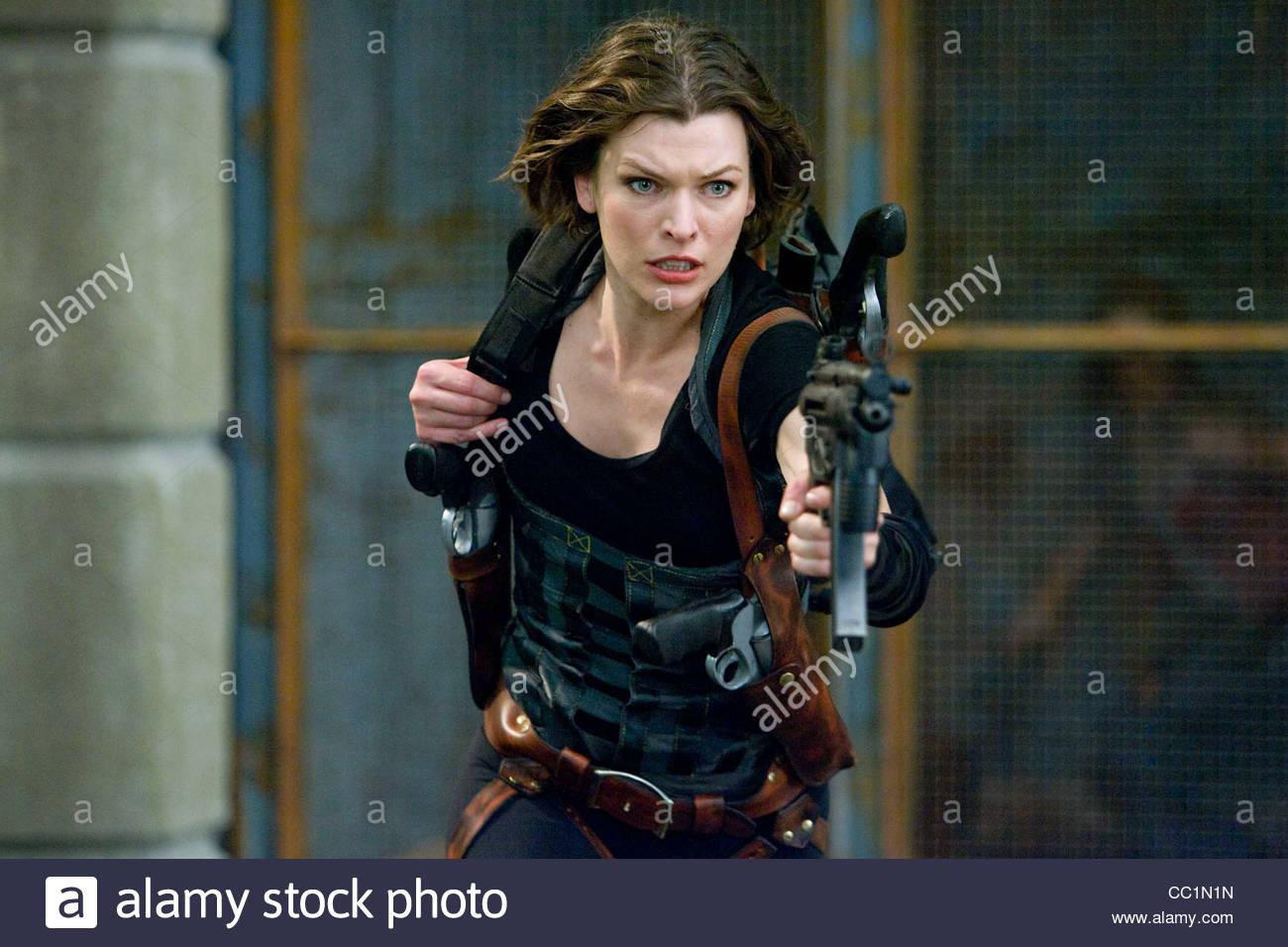 Afterlife 4 Milla Jovo... Milla Jovovich Resident Evil 4