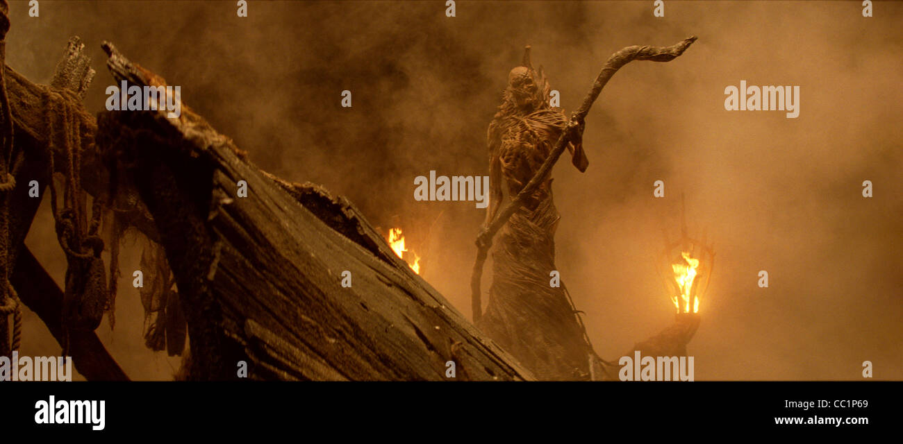 THE FERRYMAN CLASH OF THE TITANS (2010) - Stock Image