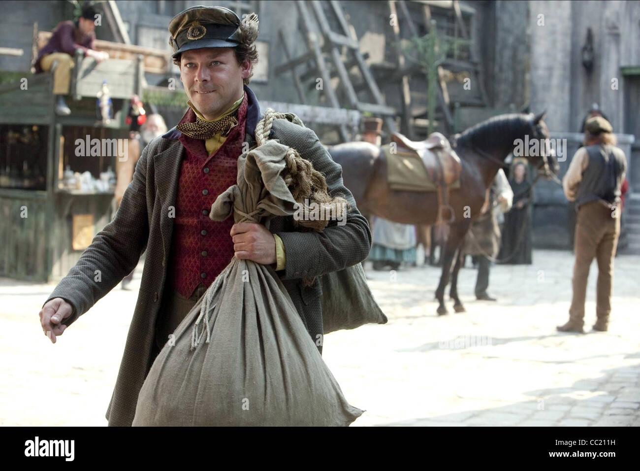 RICHARD COYLE GOING POSTAL (2010) - Stock Image