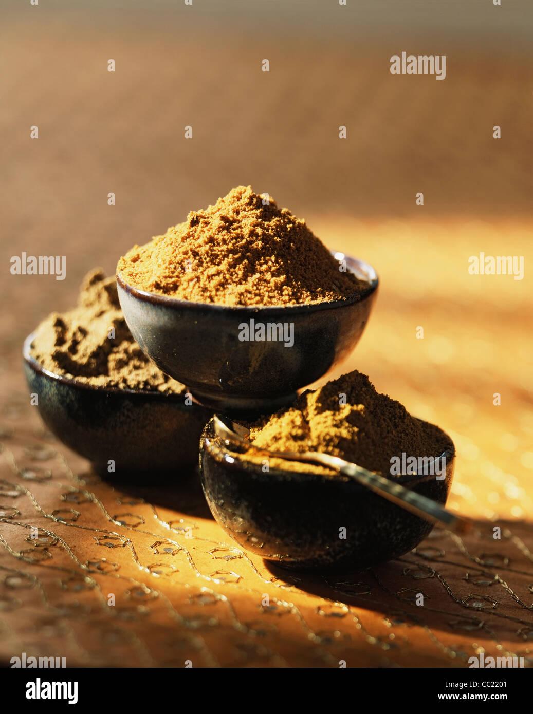 Massala Spice - Stock Image