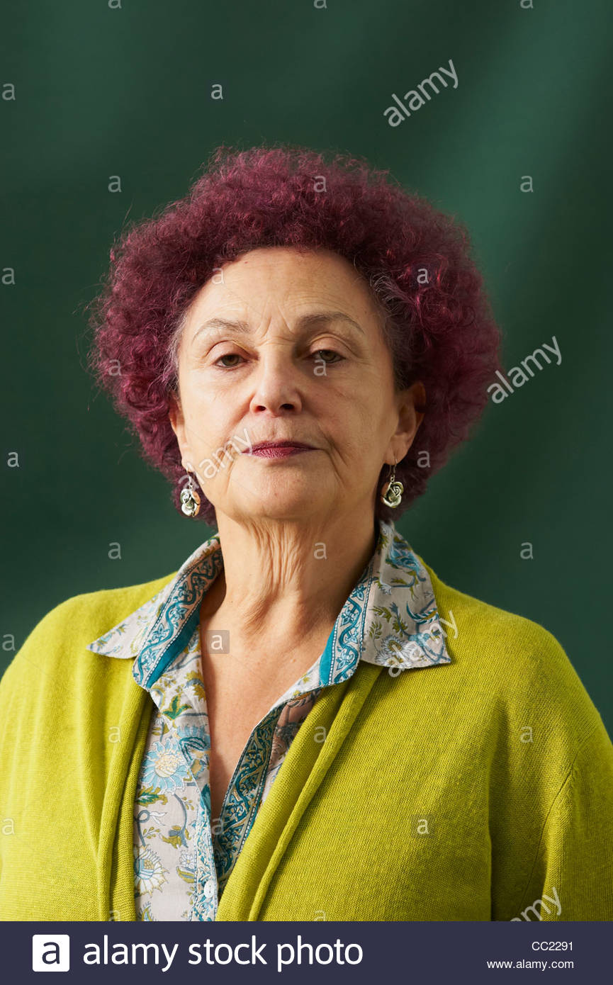 Annabelle Sreberny, London based Academic at London School of Oriental and African Studies - Stock Image