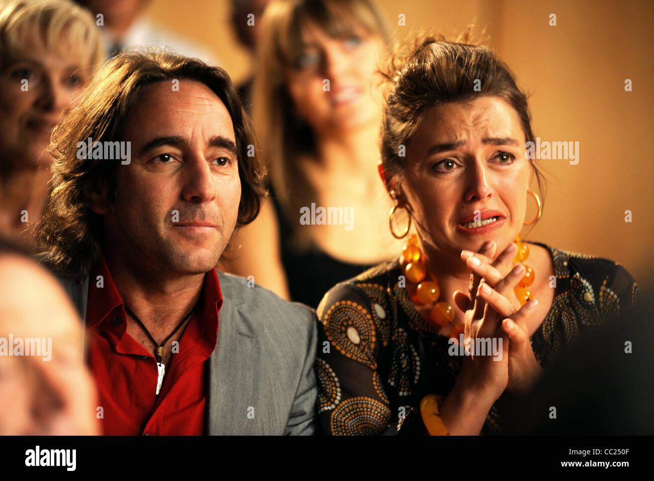 DIETER LANDURIS & ELISABETH ROMANO ROCK IT! (2010) - Stock Image