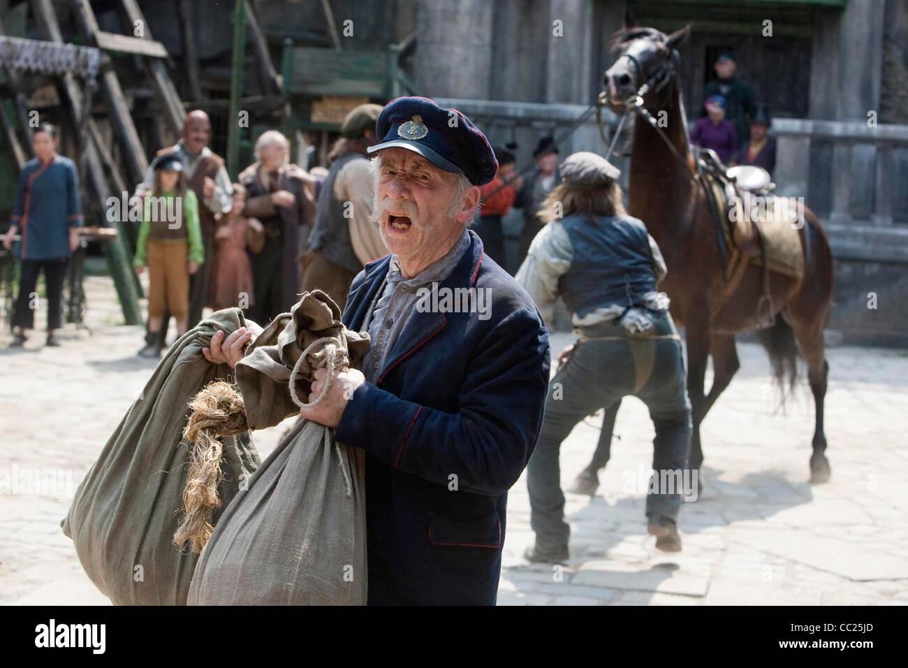 ANDREW SACHS GOING POSTAL (2010) - Stock Image