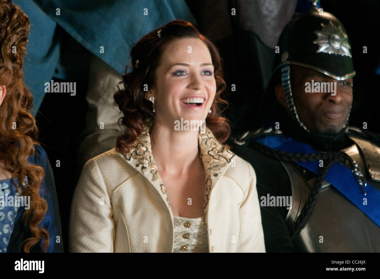 EMILY BLUNT GULLIVER'S TRAVELS (2010) - Stock Image