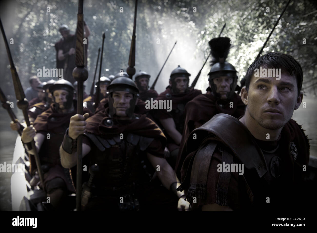 CHANNING TATUM THE EAGLE OF THE NINTH (2010) - Stock Image