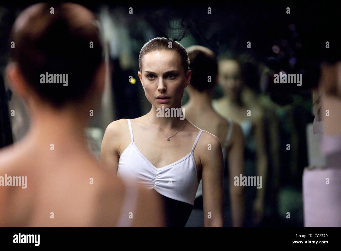 Natalie Portman Black Swan 2010 Stock Photo Alamy