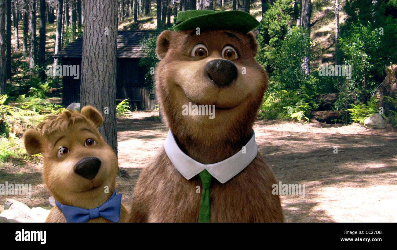 Boo Boo Yogi Bear Yogi Bear 2010 Stock Photo Alamy