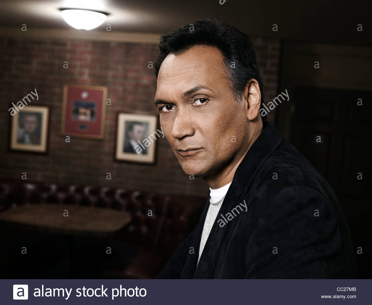 JIMMY SMITS OUTLAW (2010) - Stock Image