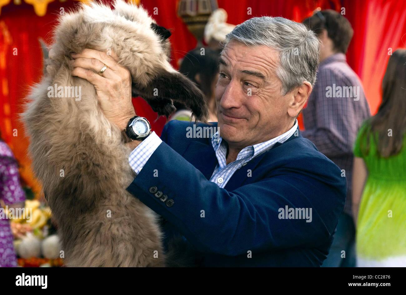 Robert De Niro Little Fockers 2010 Stock Photo Alamy