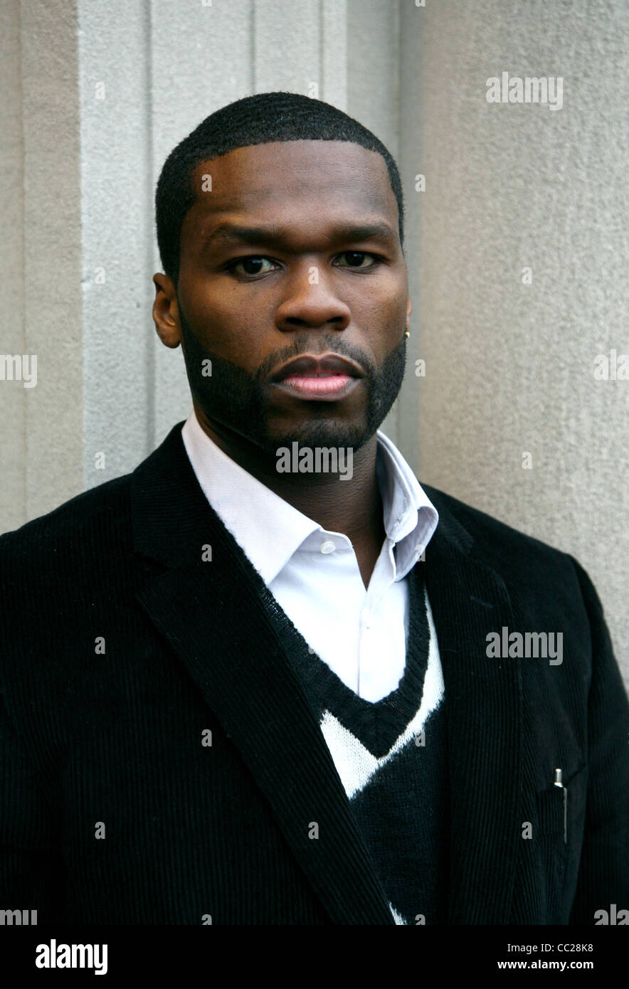 50 CENT 13 (2010) - Stock Image