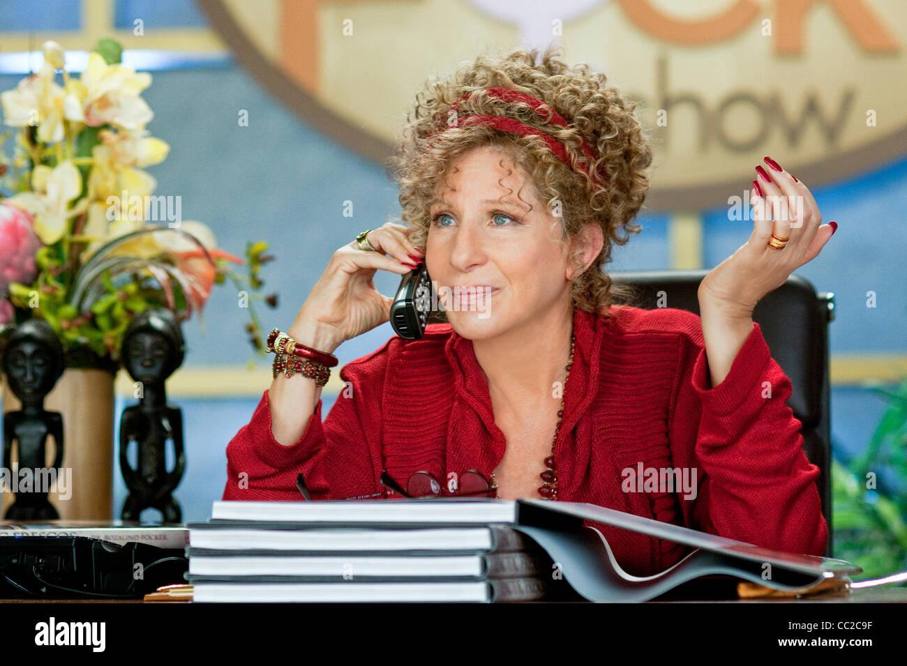 Barbra Streisand Little Fockers 2010 Stock Photo Alamy
