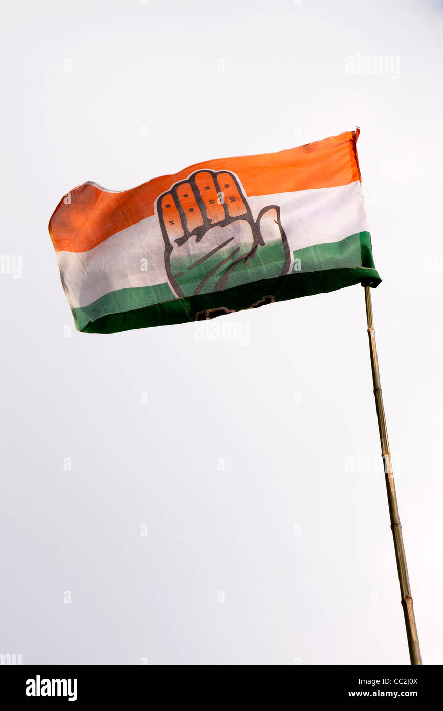 Congress Political Party Symbol Hand Stock Photos Congress